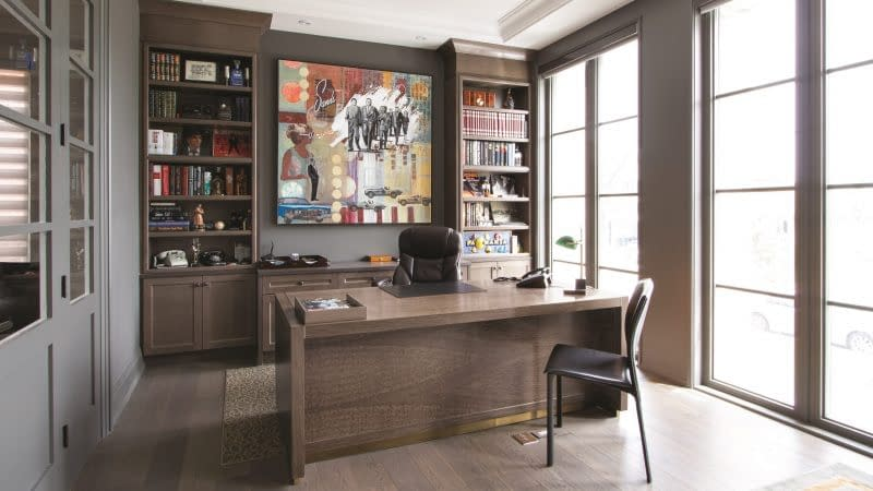 5 Key Factors of the Perfect Home Office for Remote Work