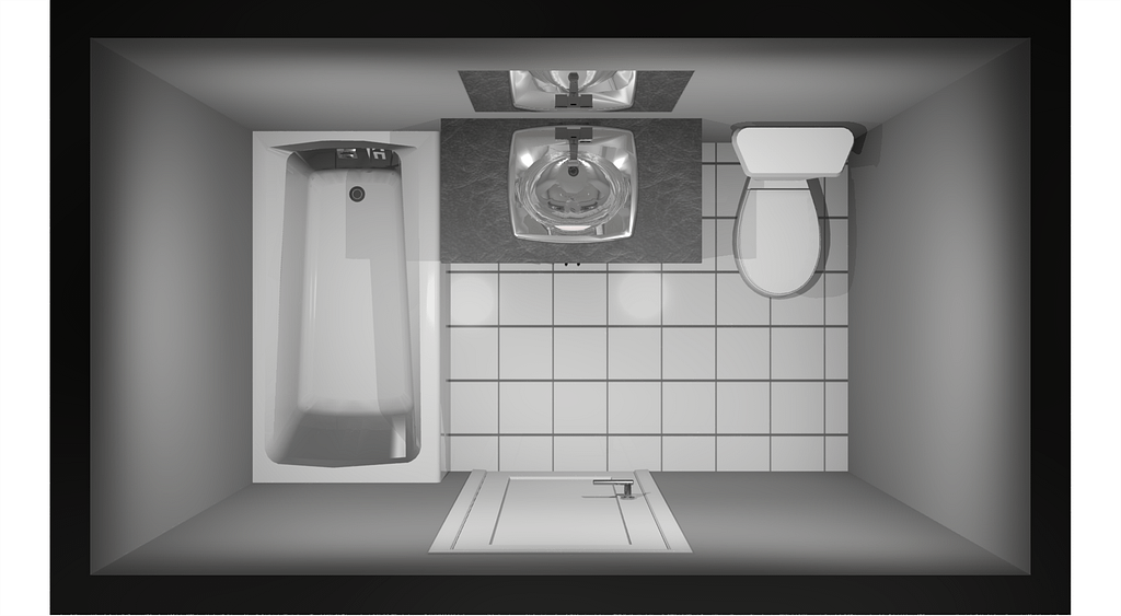 small-full-bathroom-layout-with-door-on-long-wall