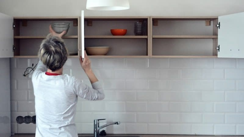 How to Survive a Kitchen Remodel While Living in the House